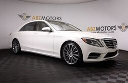 2016_Mercedes-Benz_S-Class_S 550 Blind Spot,A/C Seats,Distronic,Pano,Nav,360Cam_ Houston TX