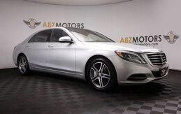 2016_Mercedes-Benz_S-Class_S 550 Blind Spot,Distronic,A/C Seats,Panoramic,360Cam_ Houston TX