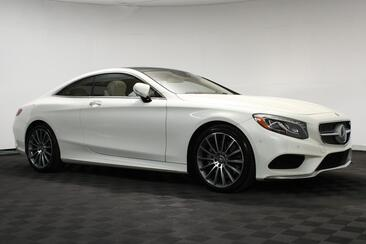 2016_Mercedes-Benz_S-Class_S 550 Coupe Designo Interior Sport Amg Hard Loaded! HUD,Nightview, Distronic Plus_ Houston TX