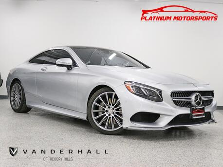 2016_Mercedes-Benz_S-Class_S 550_ Hickory Hills IL