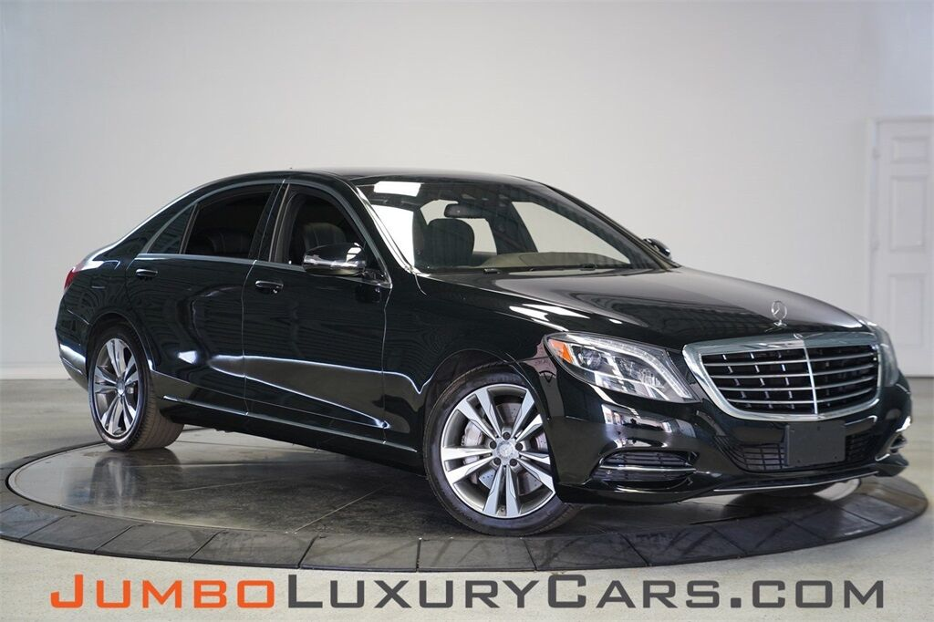 2016 Mercedes-Benz S-Class S 550 Hollywood FL