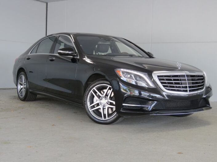 2016 Mercedes-Benz S-Class S 550 Merriam KS