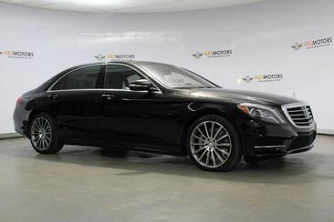 2016_Mercedes-Benz_S-Class_S 550 Pano,360 Camera,Blind Spot,Heated/Cold Seat_ Houston TX