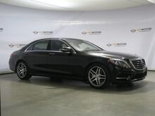 2016_Mercedes-Benz_S-Class_S 550 Pano,360 Camera,Keyless Go,Sport Package_ Houston TX