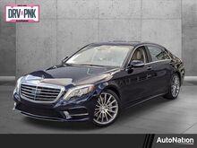 2016_Mercedes-Benz_S-Class_S 550_ Pembroke Pines FL