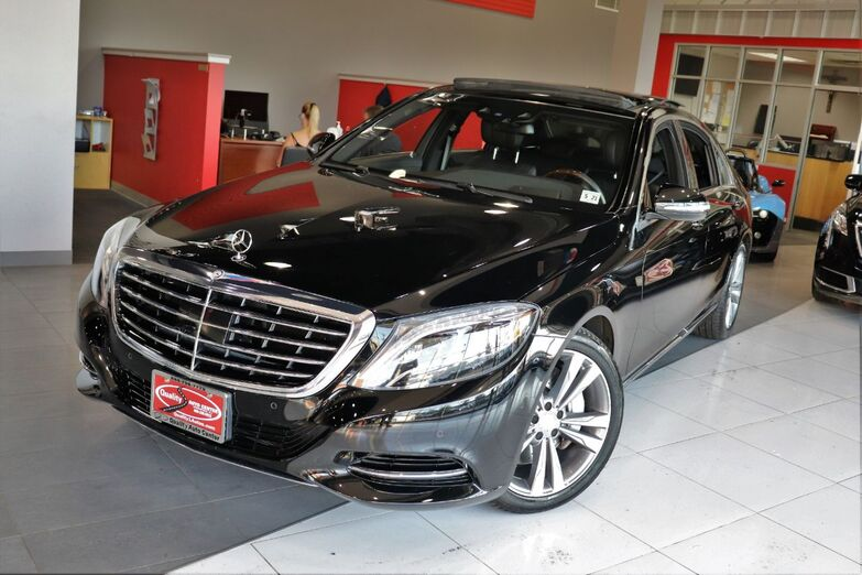 2016 Mercedes-Benz S-Class S 550 Premium 1 Package Drivers Assistance 19 Inch Wheels Heads Up Display 1 Owner Springfield NJ
