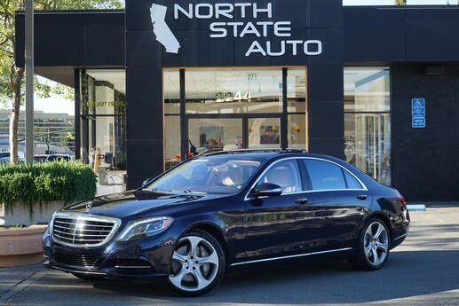 2016 Mercedes-Benz S-Class S 550 Walnut Creek CA