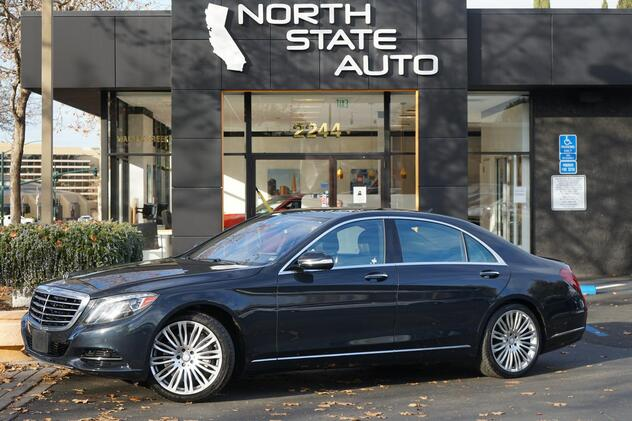 2016_Mercedes-Benz_S-Class_S 550_ Walnut Creek CA
