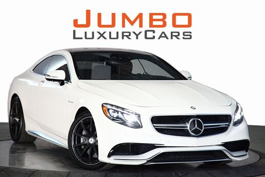 2016 Mercedes-Benz S-Class S 63 AMG® Hollywood FL