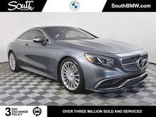 2016_Mercedes-Benz_S-Class_S 65 AMG®_ Miami FL