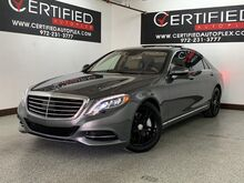 2016_Mercedes-Benz_S550_4MATIC DRIVER ASSIST PKG NAVIGATION PANORAMIC ROOF NIGHTVIEW ASSIST BLIND S_ Carrollton TX