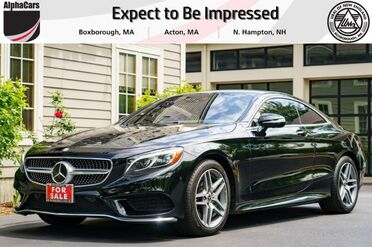 2016_Mercedes-Benz_S550_4Matic AMG Line Coupe_ Boxborough MA