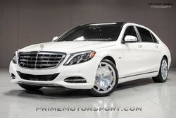 Mercedes-Benz S600 Maybach 2016