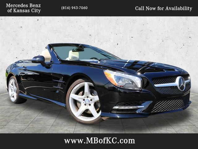2016 Mercedes-Benz SL 2dr Roadster 550 Kansas City MO