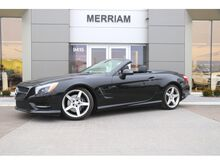 2016_Mercedes-Benz_SL_400_ Kansas City KS
