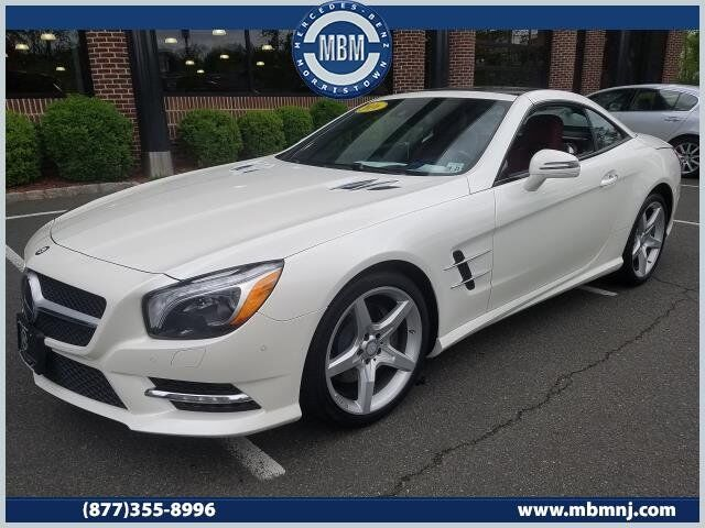 2016 Mercedes-Benz SL 400 Roadster Morristown NJ