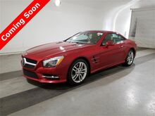 2016_Mercedes-Benz_SL_400_ Portland OR