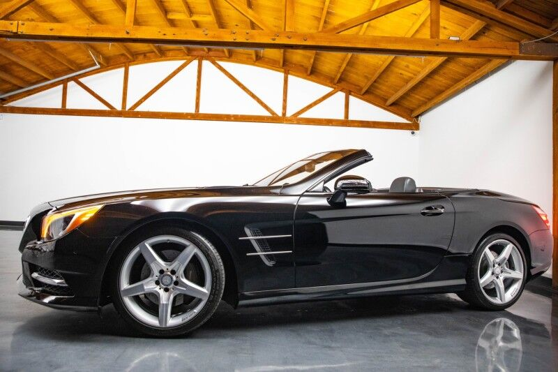2016 Mercedes-Benz SL 550 Newport Beach CA