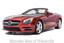 2016_Mercedes-Benz_SL_550_ Portland OR