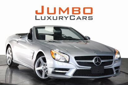 2016_Mercedes-Benz_SL-Class_SL 400 Roadster_ Hollywood FL