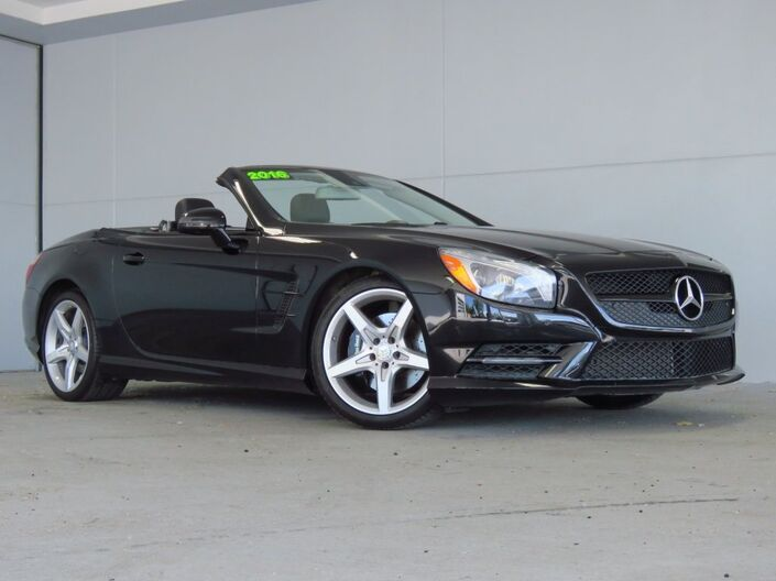 2016 Mercedes-Benz SL-Class SL 400 Roadster Merriam KS