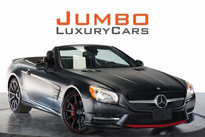 2016_Mercedes-Benz_SL-Class_SL 550_ Hollywood FL