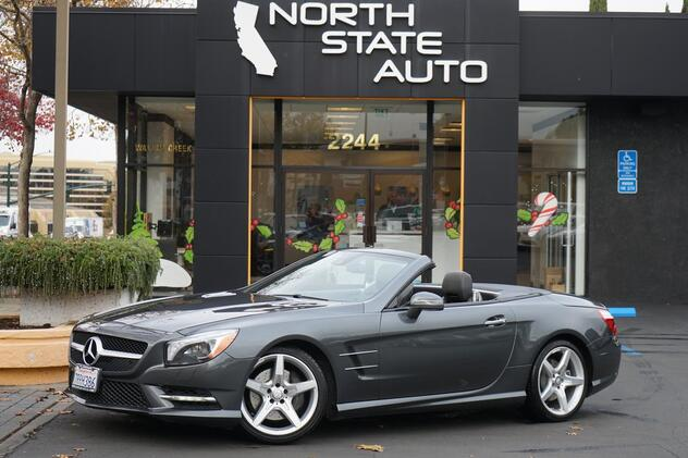 2016_Mercedes-Benz_SL_SL 400_ Walnut Creek CA