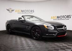 2016_Mercedes-Benz_SL_SL 550_ Houston TX
