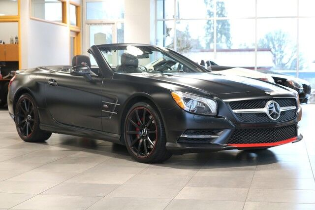 2016 Mercedes-Benz SL SL 550 Salem OR