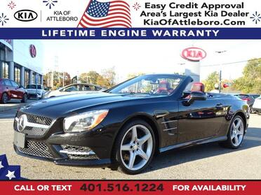 2016_Mercedes-Benz_SL_SL 550_ South Attleboro MA