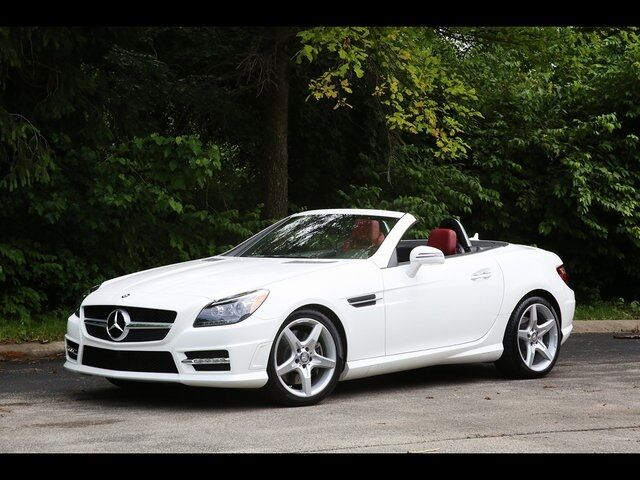 2016 Mercedes-Benz SLK 300 Indianapolis IN