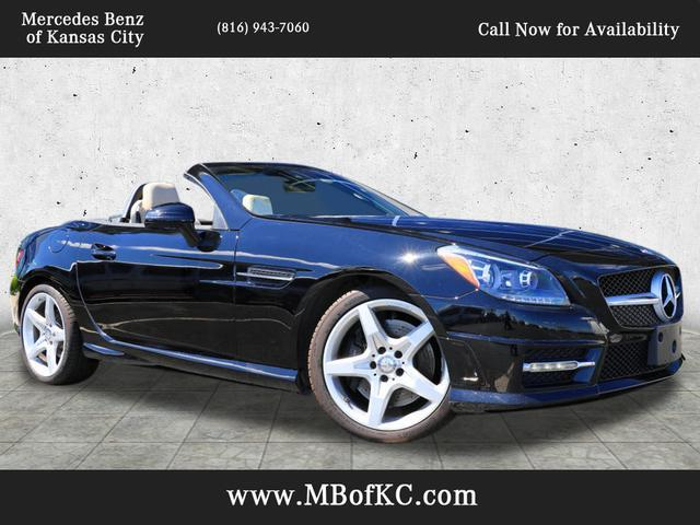2016 Mercedes-Benz SLK 350 Kansas City MO