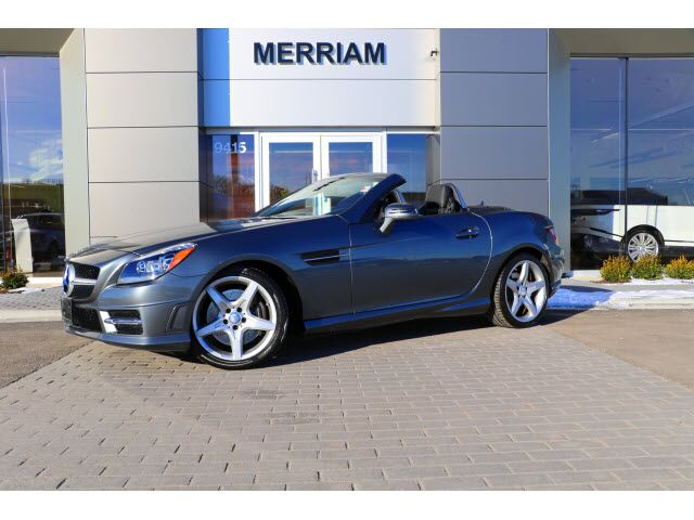 2016 Mercedes-Benz SLK 350 Merriam KS