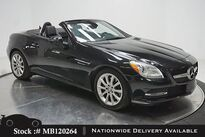 Mercedes-Benz SLK SLK 300 Convertible NAV READY,HTD STS,17IN WHLS 2016