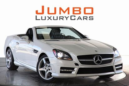 2016_Mercedes-Benz_SLK_SLK 300_ Hollywood FL