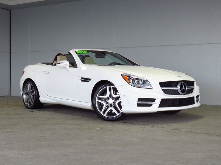 2016 Mercedes-Benz SLK SLK 350 Merriam KS