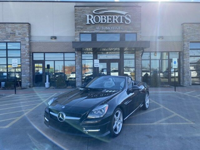 2016 Mercedes-Benz SLK SLK 350 Springfield IL