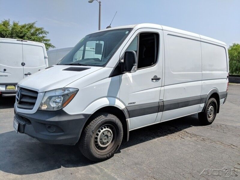 2016 Mercedes-Benz Sprinter 2500 Cargo Van