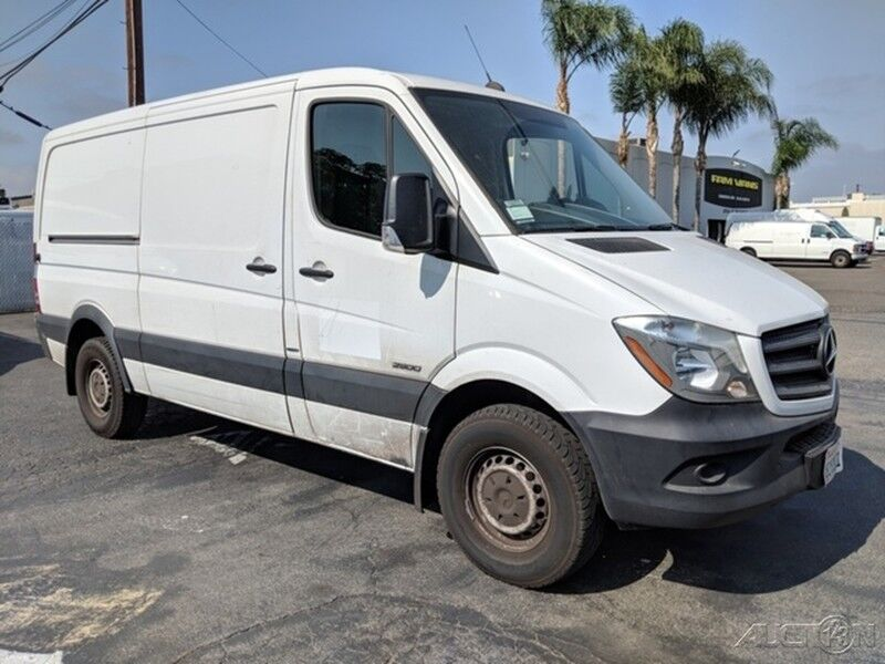 2016 Mercedes-Benz Sprinter 2500 Low Roof Cargo Van Diesel