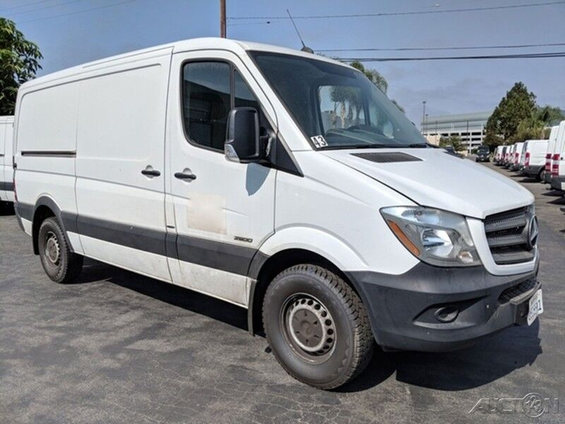 2016 Mercedes-Benz Sprinter 2500 Low Roof Cargo Van