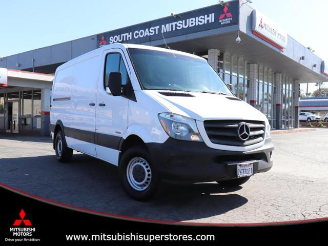 2016 Mercedes-Benz Sprinter Cargo Vans Worker Cerritos CA