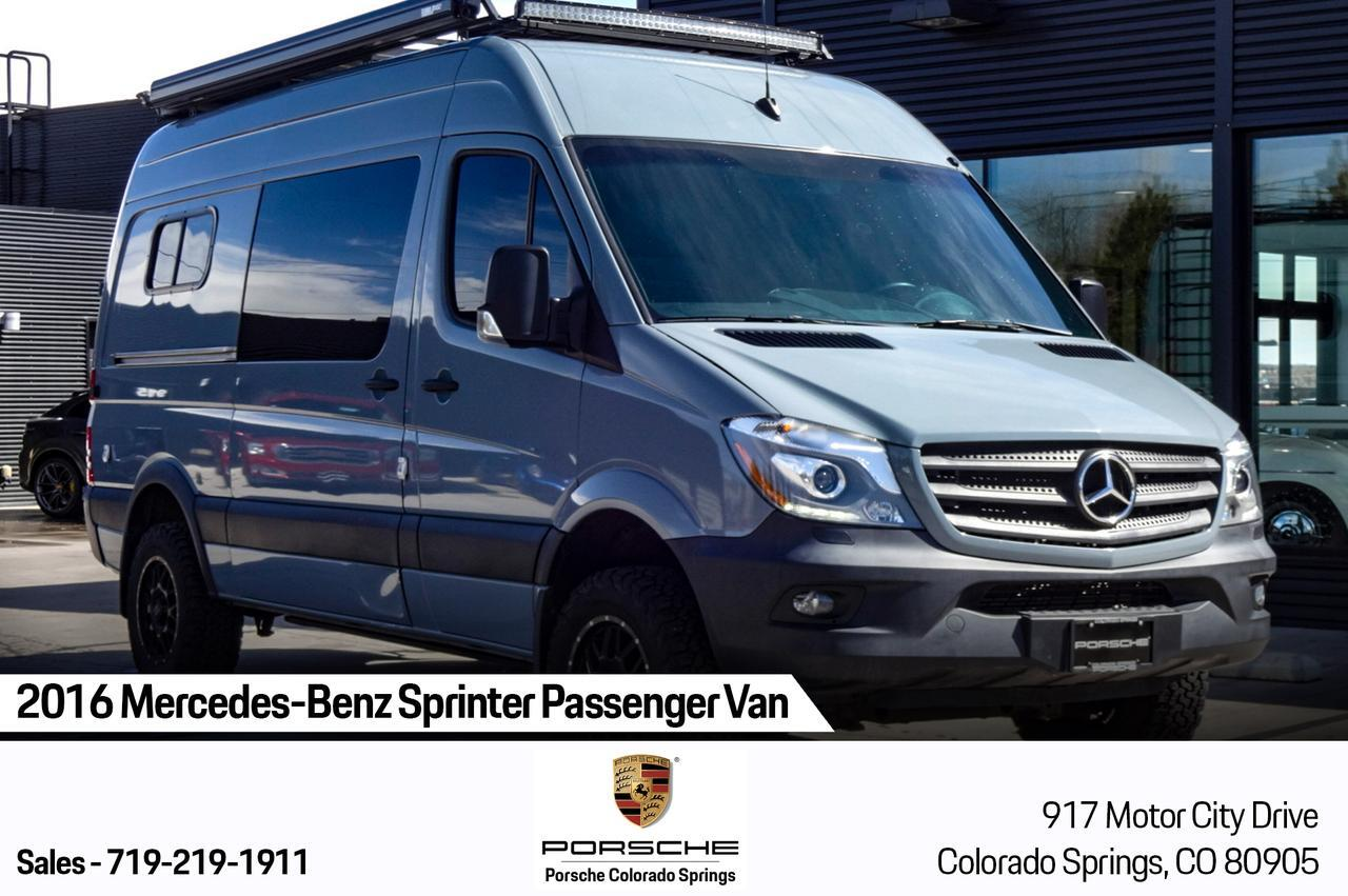 2016 Mercedes-Benz Sprinter Passenger Vans  Colorado Springs CO