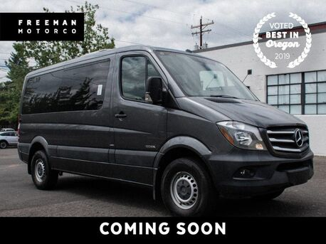 2016_Mercedes-Benz_Sprinter Passenger Vans_17k Miles Back-Up Camera Navigation 9 Passenger_ Portland OR