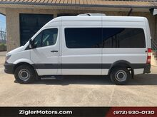 2016_Mercedes-Benz_Sprinter Passenger Vans_BlueTec 2500 Passenger VAN High Roof ,One Owner 18Kmi ,Driver Assist_ Addison TX
