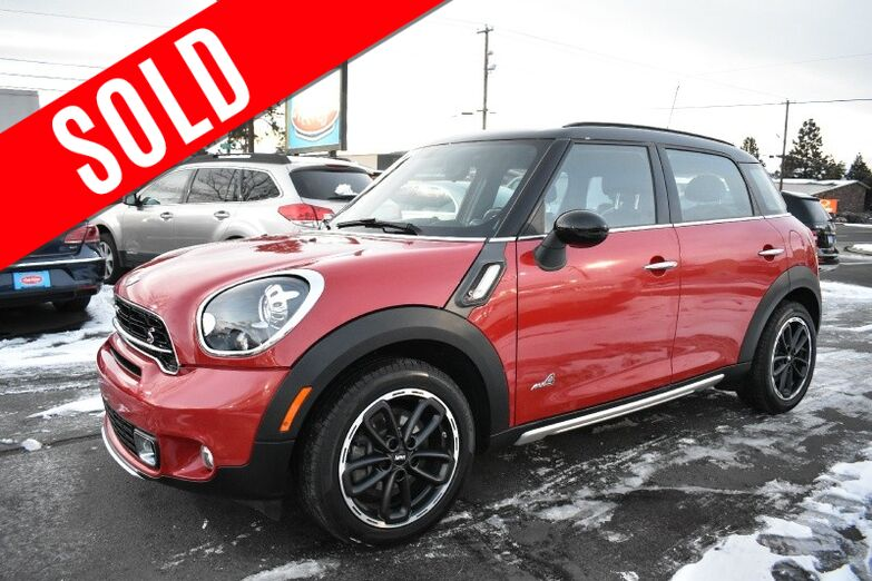 2016 Mini Cooper Countryman ALL4 4dr S Bend OR