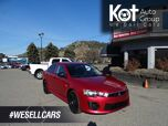 2016 Mitsubishi Lancer DE, Manual Transmission, Well Maintained