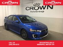 2016_Mitsubishi_Lancer_SE /6SPEED/LOW KM/HEATED SEATS/BLUETOOTH_ Winnipeg MB