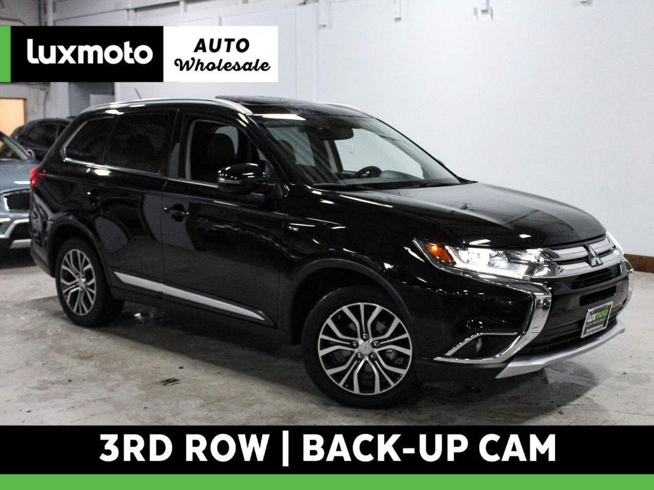 2016 Mitsubishi Outlander GT AWD 3rd Row Back-Up Camera Heated Seats Portland OR