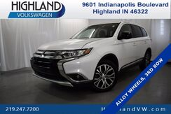 2016_Mitsubishi_Outlander_SE_ Highland IN