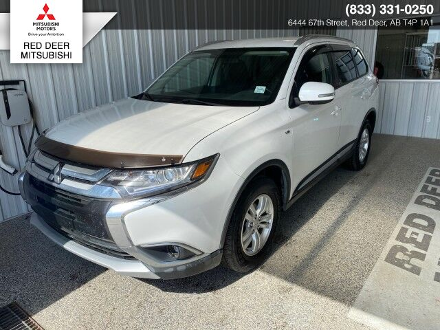2016 Mitsubishi Outlander SE Red Deer County AB